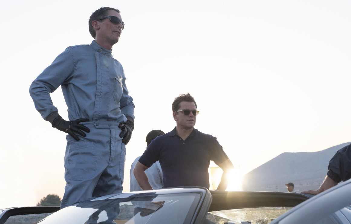 Форд против Феррари, в кино в ноябре 2019, новинки проката, Симферополь, афиша