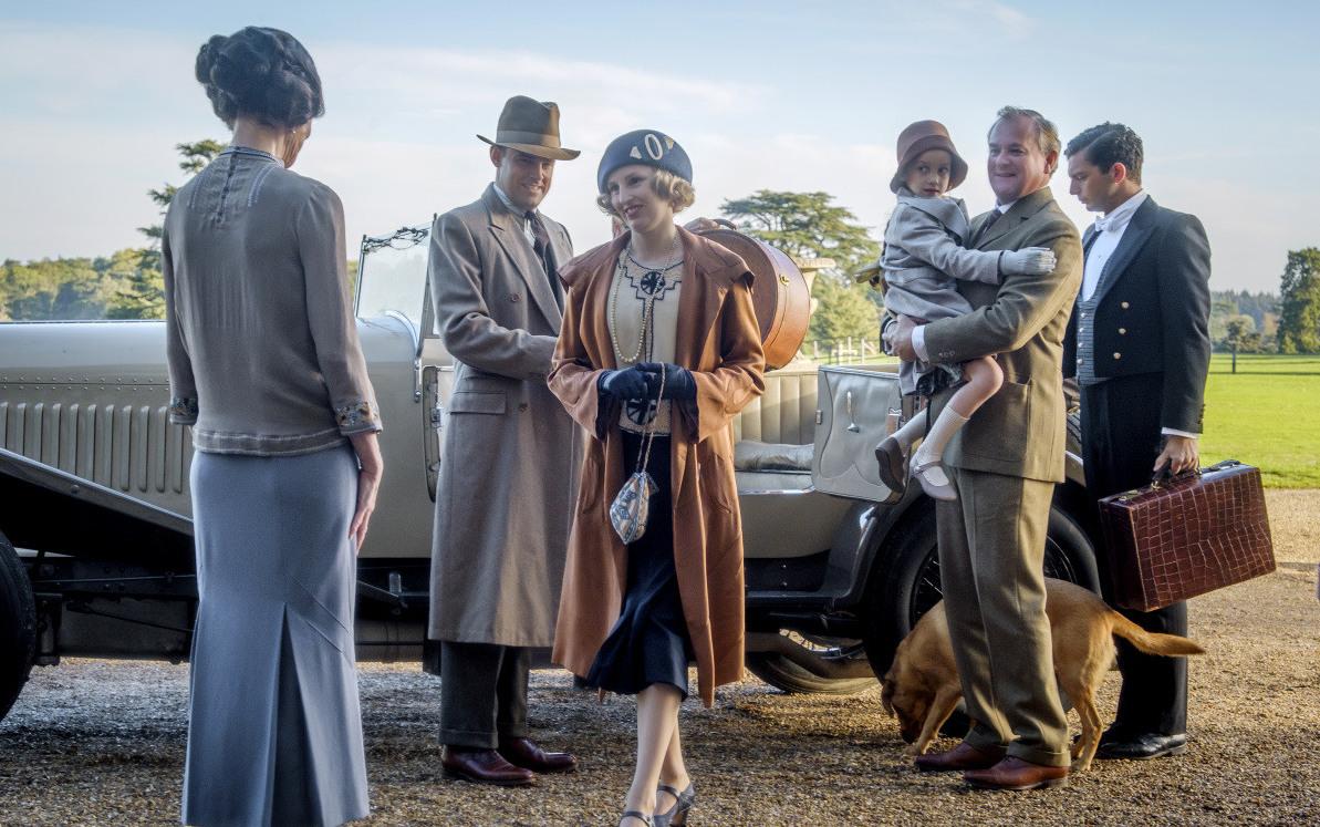 Аббатство Даунтон, премьеры 21 ноября 2019 года, кино афиша Симферополя