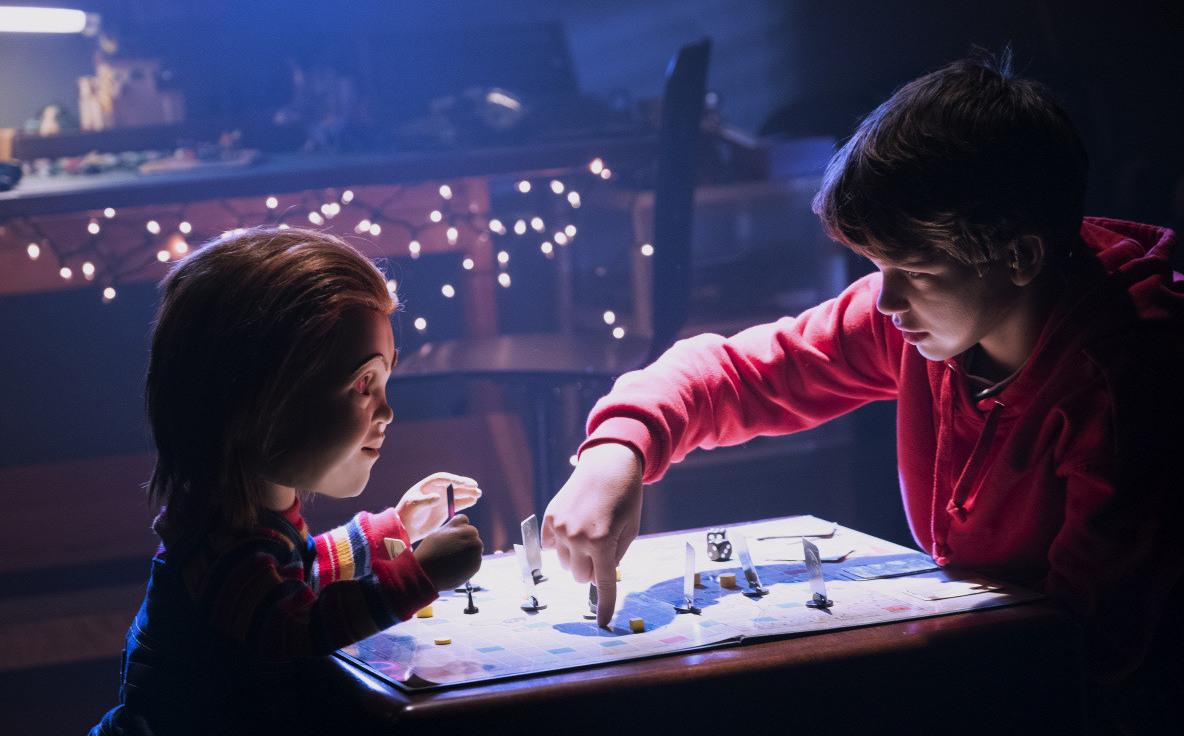 детские игры, ужасы, в кино с 20 июня 2019, Симферополь, киноафиша