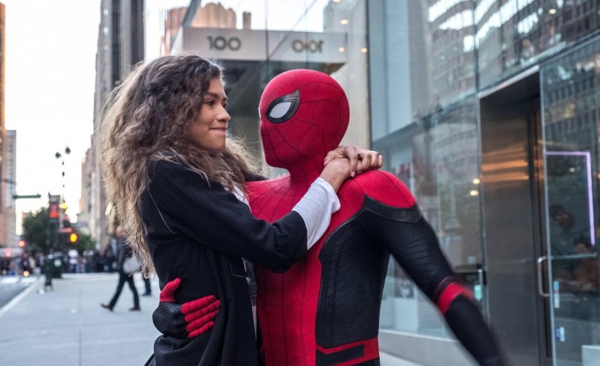 человек-паук вдали от дома, в кино с 4 июля 2019, киноафиша Симферополя