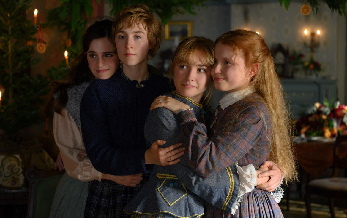 Маленькие женщины, скоро в кино, афиша кинотаеатров Симферополь 2020